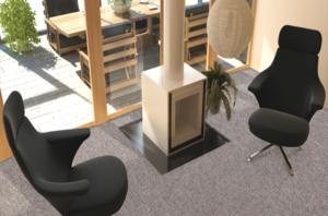 Carpete Loop Instalado