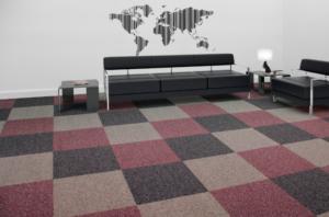 Carpete Mistral Instalado