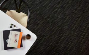 Carpete Modular Fringe - Instalado