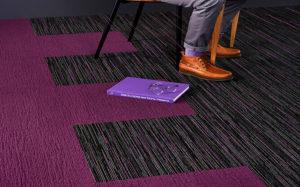 Carpete Modular Fringe - Instalado 2
