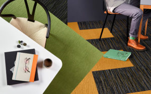 Carpete Modular Fringe - Instalado 3