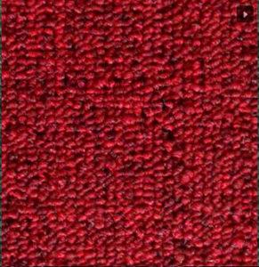 Carpete Frontier Vermelho
